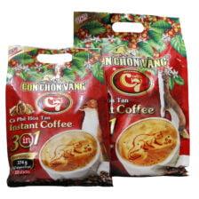 Cà phê hòa tan 3in1 Con Chồn Vàng C7 túi đỏ 50 que