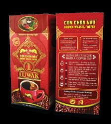 Cà phê Con Chồn Nâu 250g Arabica