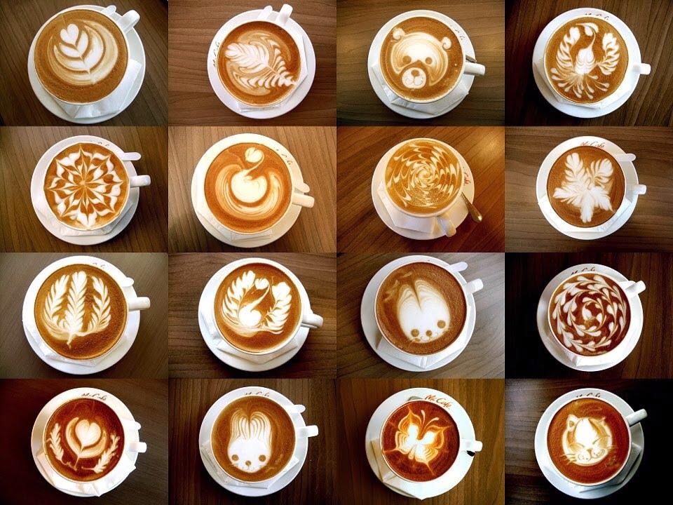 Các thuật ngữ bạn thường gặp khi đến những quán cà phê lớn – Phần 2