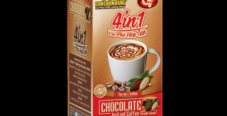 Cà phê hòa tan socola là gì? Nguồn gốc của nó?