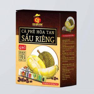Cà phê sầu riêng là gì? Cà phê hòa tan sầu riêng là gì?