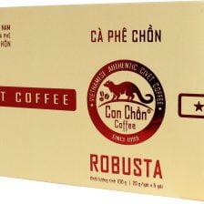 Cà Phê Con Chồn Robusta Cao Cấp – Hộp 100g Cà phê 2