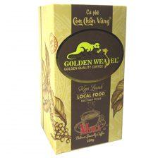Cà Phê Con Chồn Vàng MoKa Hộp Vuông 250gr Cà phê 2