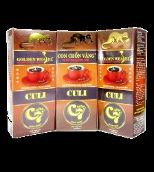 Cà Phê CON CHỒN VÀNG CULI C7 Hộp Phin - Huca Food CoLtd