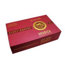 Cà Phê Chồn Arabica Hộp 100g – Huca Food Cà phê