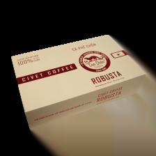 Cà Phê Con Chồn Robusta Cao Cấp – Hộp 100g 2. Cà phê chồn - Civet coffee