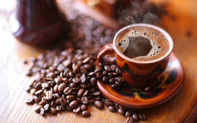 Cách phân biệt cà phê nguyên chất và cà phê độn!.