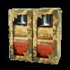 Cà Phê Bột Honey Hộp Kraft Kính 250g - Con Chồn Vàng