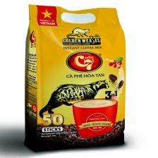Cà Phê Hòa Tan 3in1 Con Chồn Vàng C7 Túi Vàng 50 Que 1. Cà phê hòa tan - Instant coffee