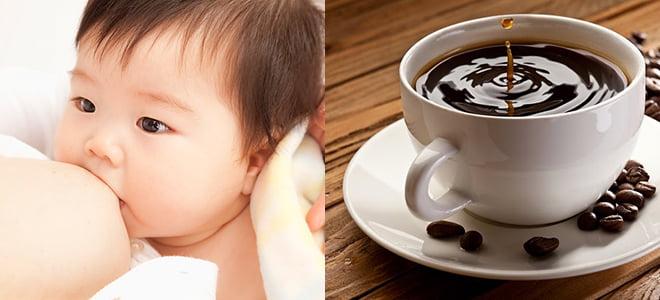 Các mẹ khi đang cho con bú có nên uống cà phê hay không?