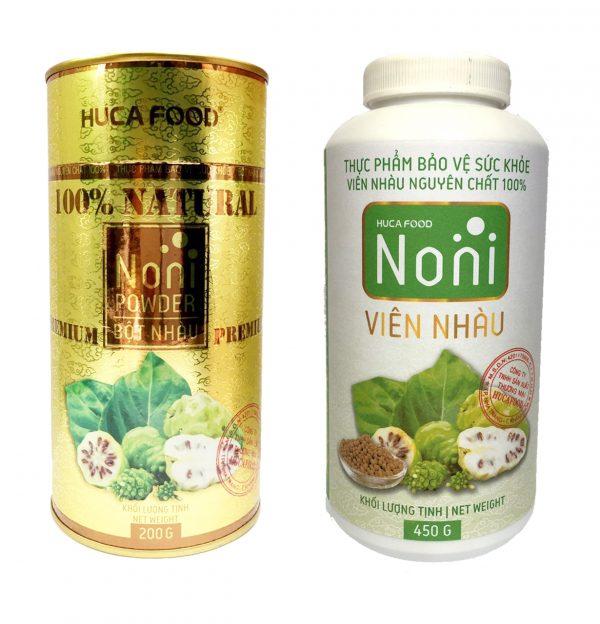 Công dụng của Trái Nhàu NONI đối với sức khỏe - Huca Food CoLtd