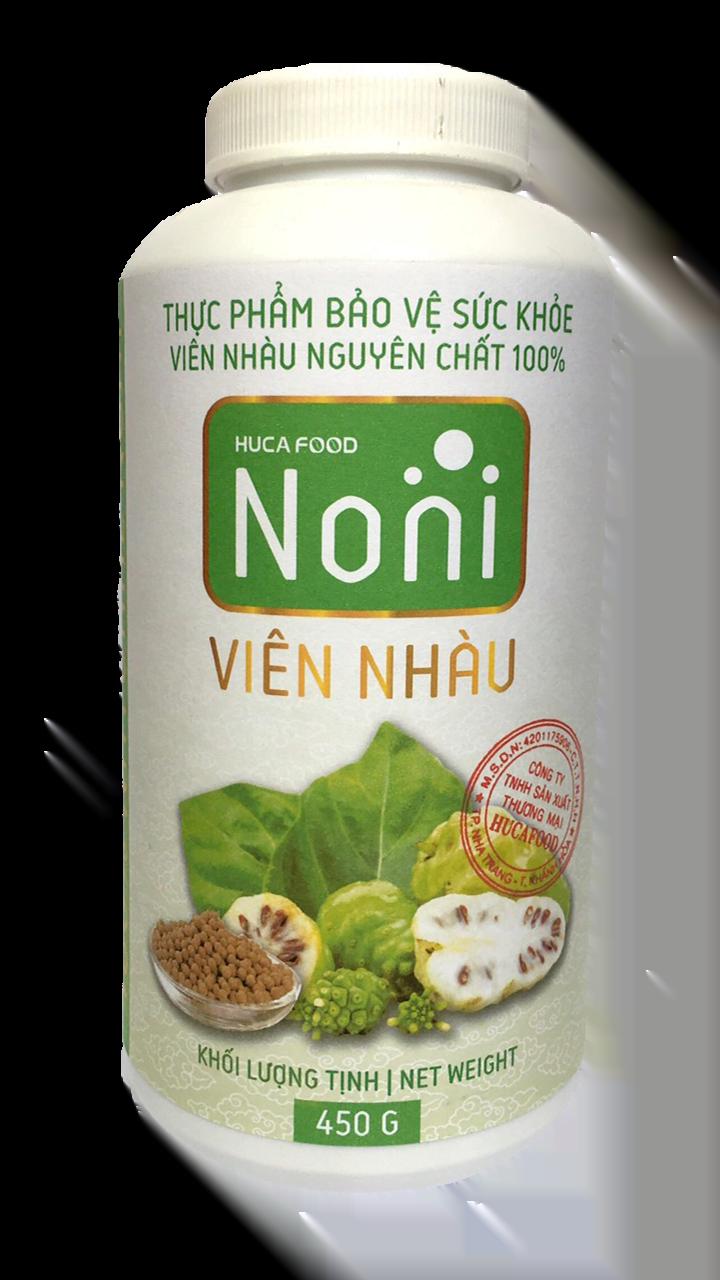 Trái nhàu NONI có rất nhiều công dụng tốt cho sức khỏe!.