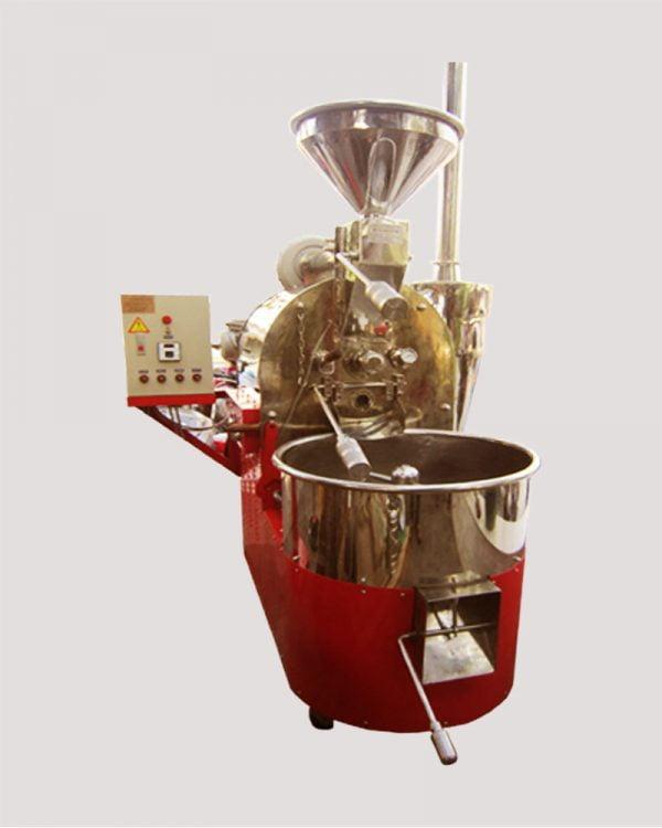 Máy rang cà phê 10kg/mẻ hot air bền đẹp giá tốt
