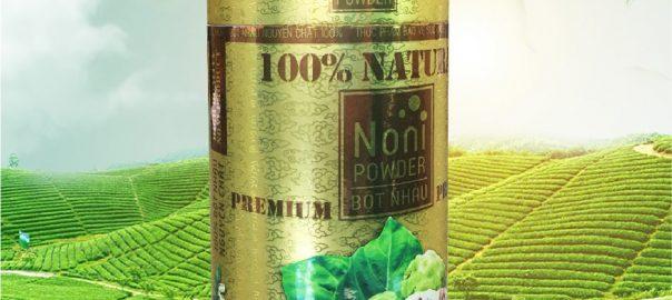 Bột Nhàu Noni Nguyên Chất 100 - Huca Food CoLtd
