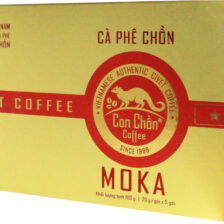 Cà Phê Chồn Moka Hộp Vàng Cao Cấp. Moka CIVET Coffee - Premium High Quality Coffee