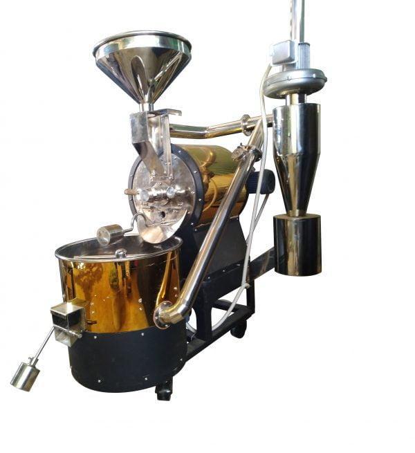 Máy rang cà phê 5kg 6kg/mẻ hot air bền đẹp giá tốt Máy rang cà phê - Coffee Roaster 3