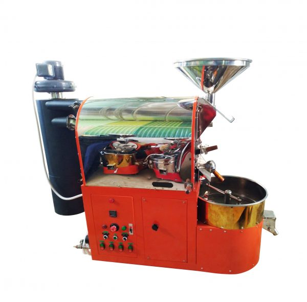 Máy rang cà phê 5kg 6kg/mẻ hot air