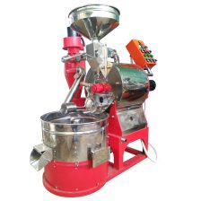Máy rang cà phê 3kg/mẻ hot air bền đẹp giá tốt Máy rang cà phê - Coffee Roaster