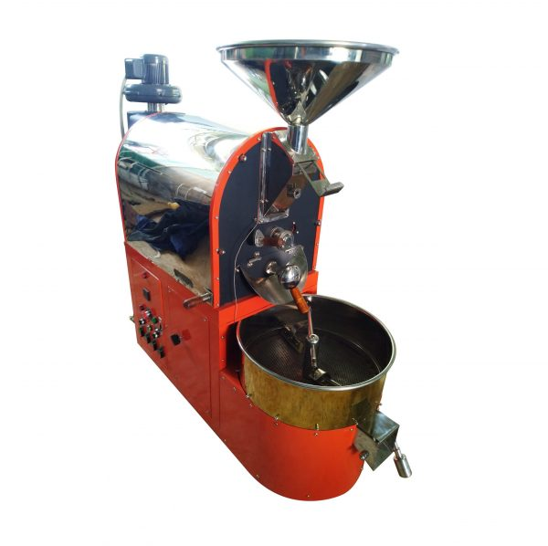 Máy rang cà phê 5kg 6kg/mẻ hot air bền đẹp giá tốt Máy rang cà phê - Coffee Roaster 6