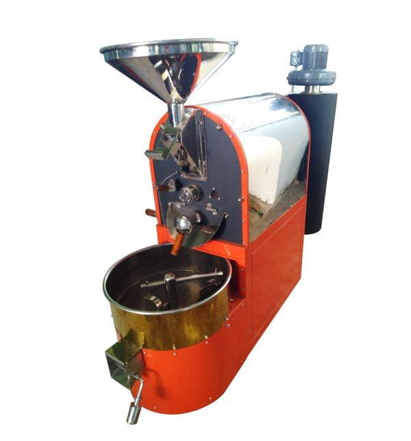 Máy rang cà phê 5kg 6kg/mẻ hot air bền đẹp giá tốt Máy rang cà phê - Coffee Roaster 7