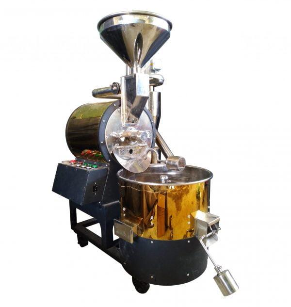 Máy rang cà phê 5kg 6kg/mẻ hot air bền đẹp giá tốt Máy rang cà phê - Coffee Roaster