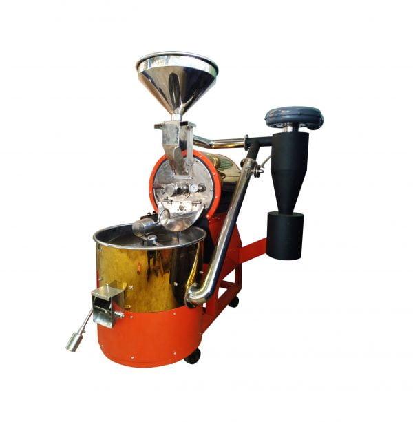 Máy rang cà phê 5kg 6kg/mẻ hot air bền đẹp giá tốt Máy rang cà phê - Coffee Roaster 5