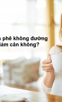 Uống cà phê giảm cân có thật không, lợi và hại của việc này?