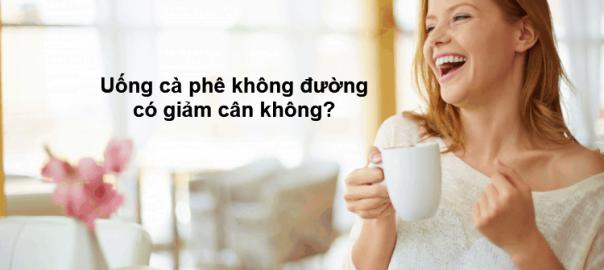 Uống cà phê giảm cân có thật không, quy trình giảm cân?