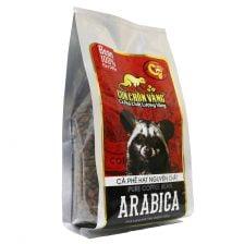 Cà Phê Hạt Arabica Rang Mộc Con Chồn Vàng – Túi 500Gr Cà phê 2